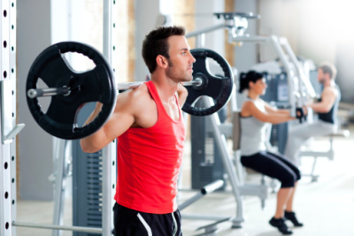 Weight-bearing exercises promote bone formation in men