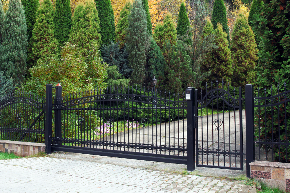 Your Home Entrance Gate, Just Click