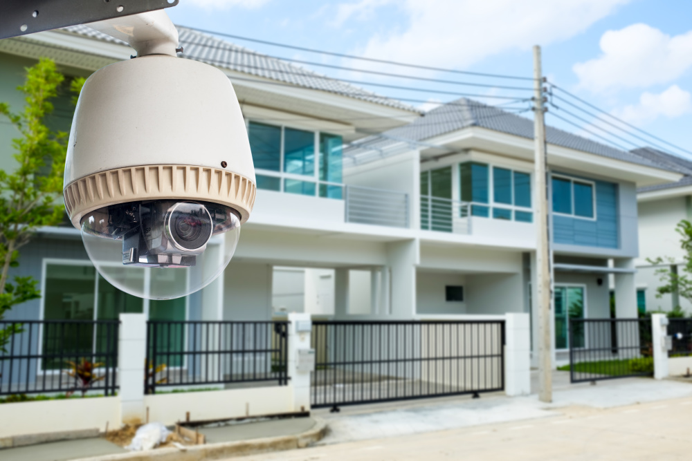 Security Cameras And Wi-Fi