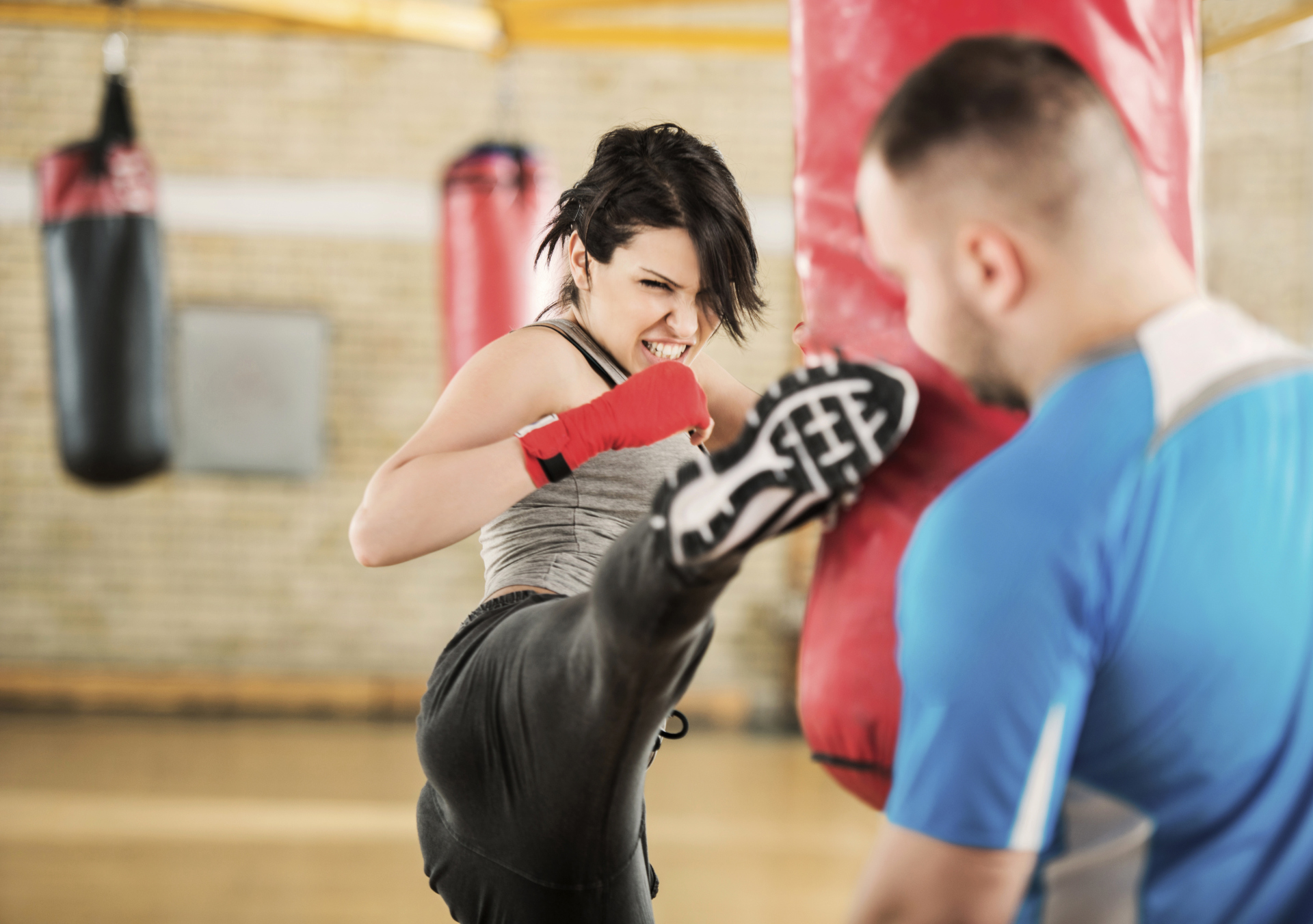 The Stages of Kickboxing With Gary Miles