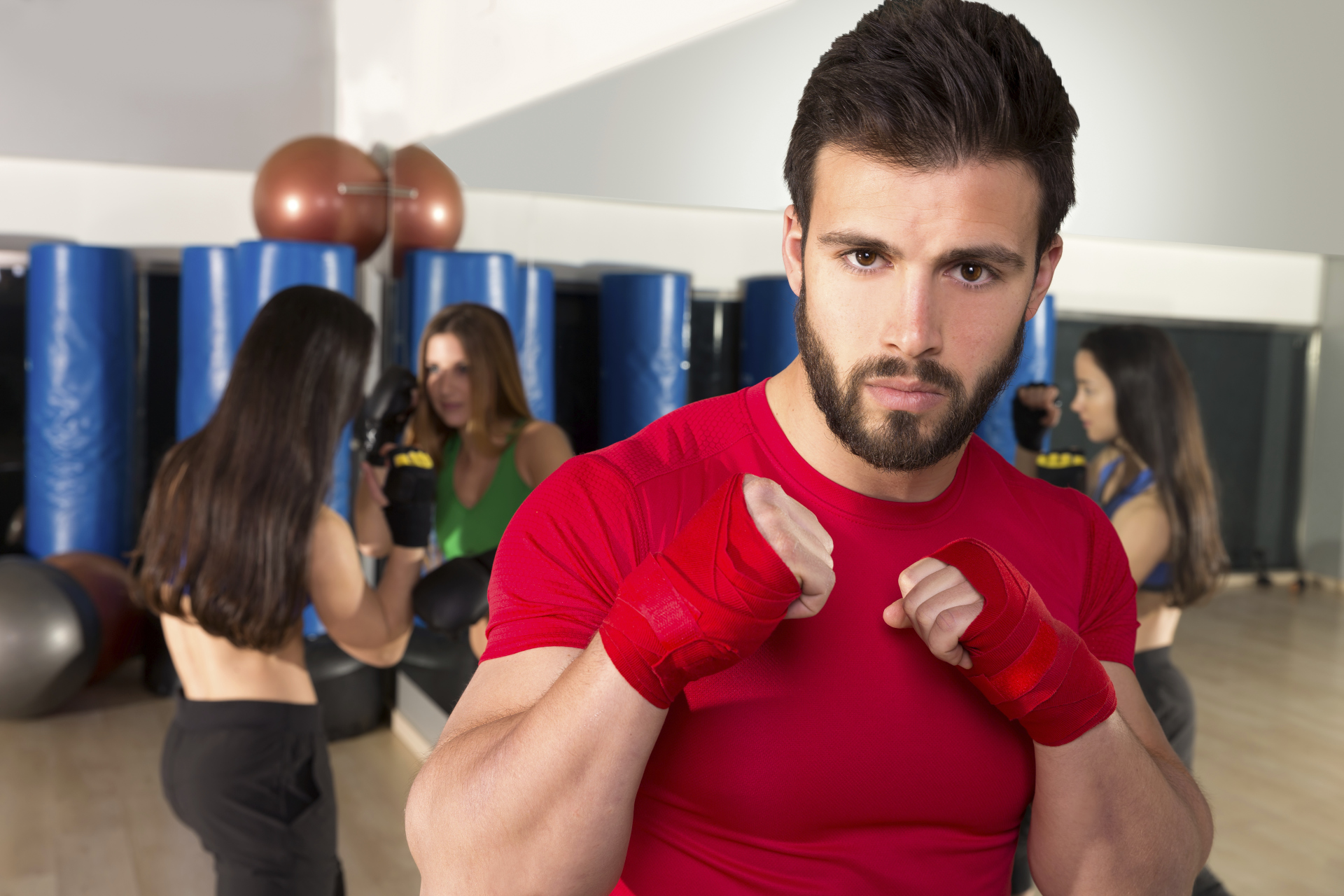 5 ways to  get the most out of your Kickboxing Class!