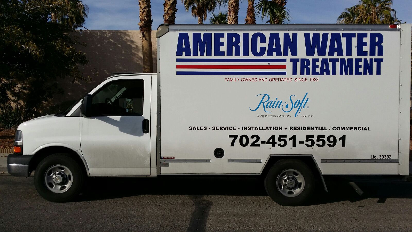 American Water Treatment - Las Vegas Water Softener, Treatment & Purification
