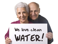 We love clean water!