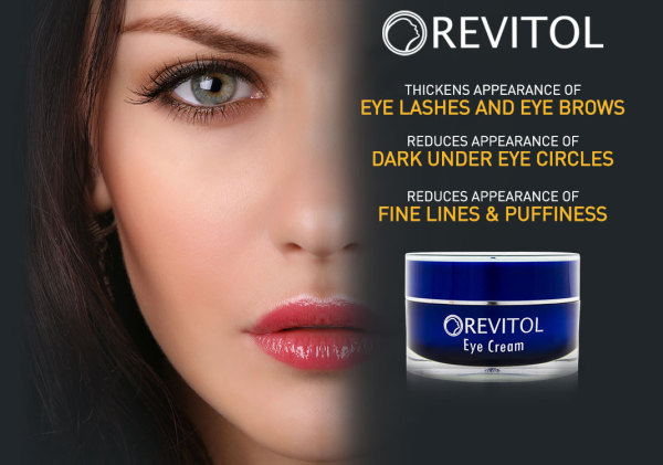 Eye Cream, Revitol Eye Cream