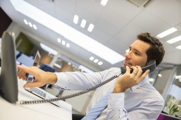 Desk Communications