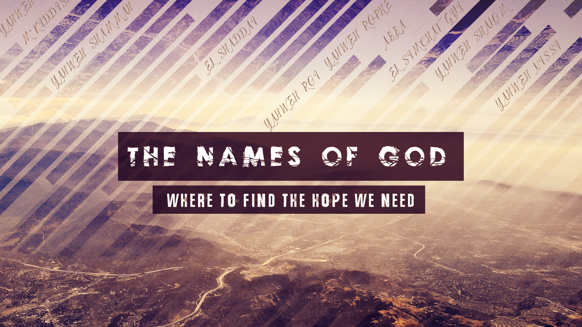 Where to Find the Hope We Need