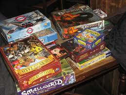 Play boardgames