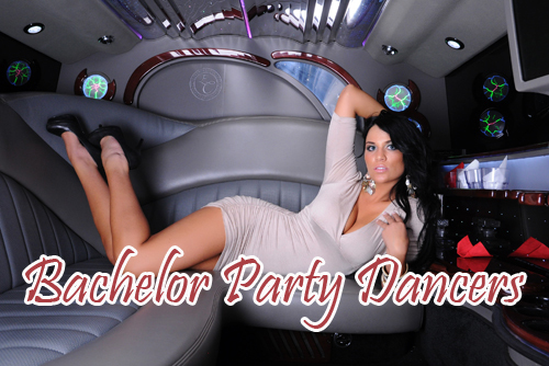 bachelor party dancers