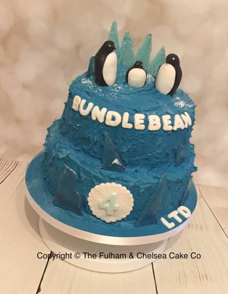 BundleBean Cake