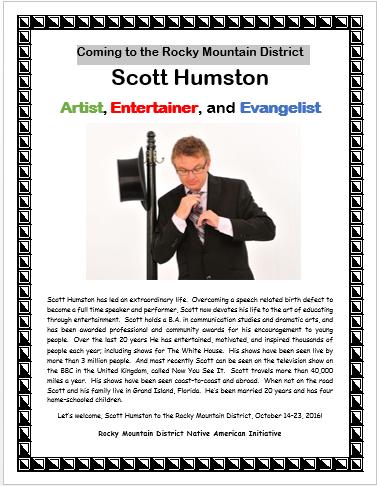 Scott Humston