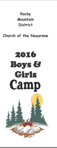 2016 Camp