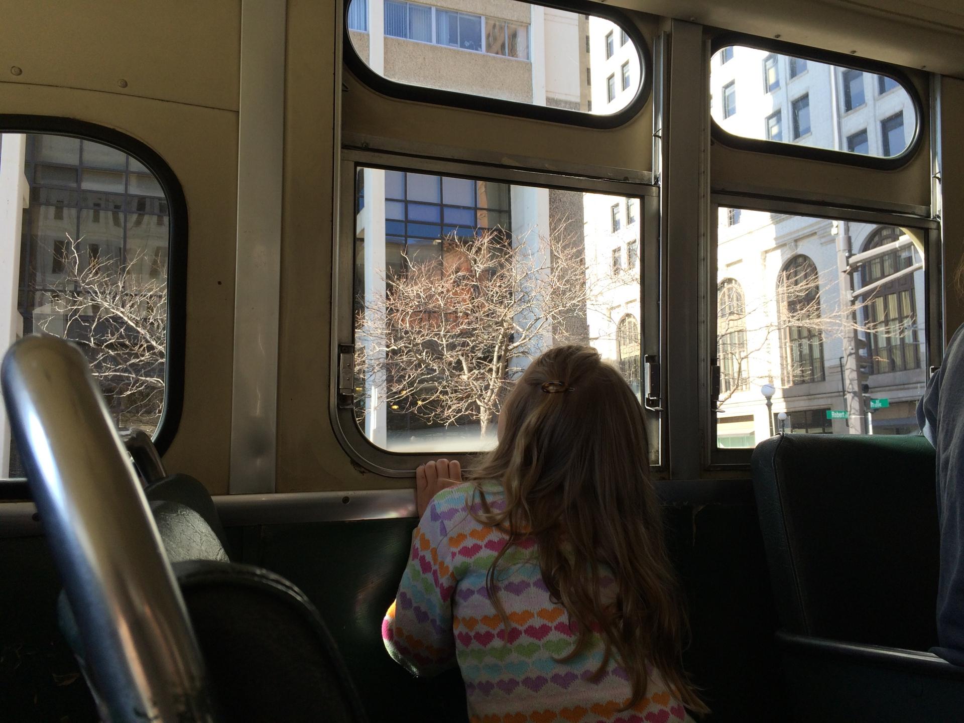 Vintage Bus Tours