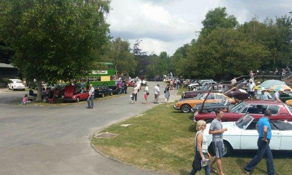 Classic Car Summer Show