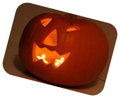 Sunday 29th October - Halloween Activities & Evening Trail.