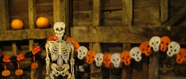 Amberley Museum - Halloween evening trail - Sunday 31st October - 6:00pm until 9:00pm