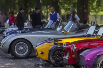 Sunday 5th June - Kit Cars from the London to Brighton Run