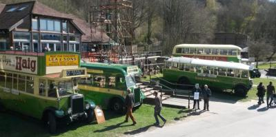 Sunday 25th September - Amberley Autumn Bus Show and Running Day