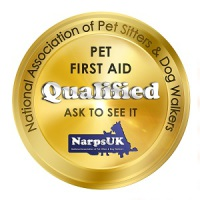 Pet First Aid Qualified