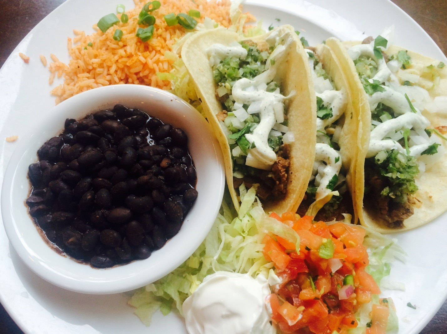 Dos Equis Steak Tacos