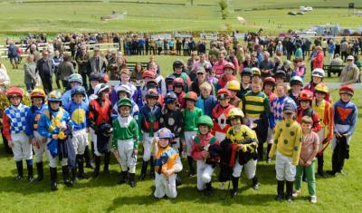 New Pony Racing Series & Sponsors