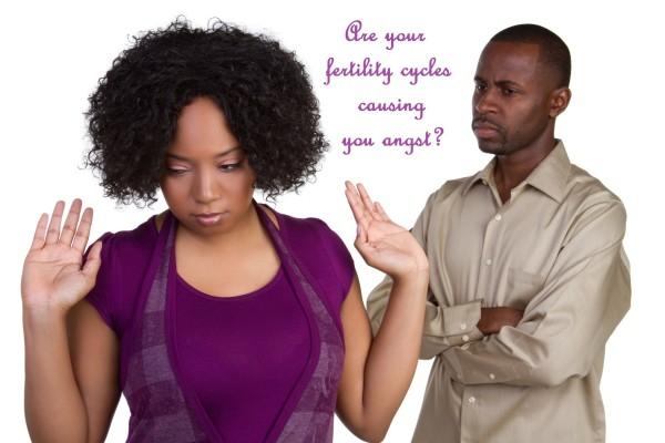 Black-couple-fighting