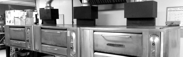 Ovens Black and White