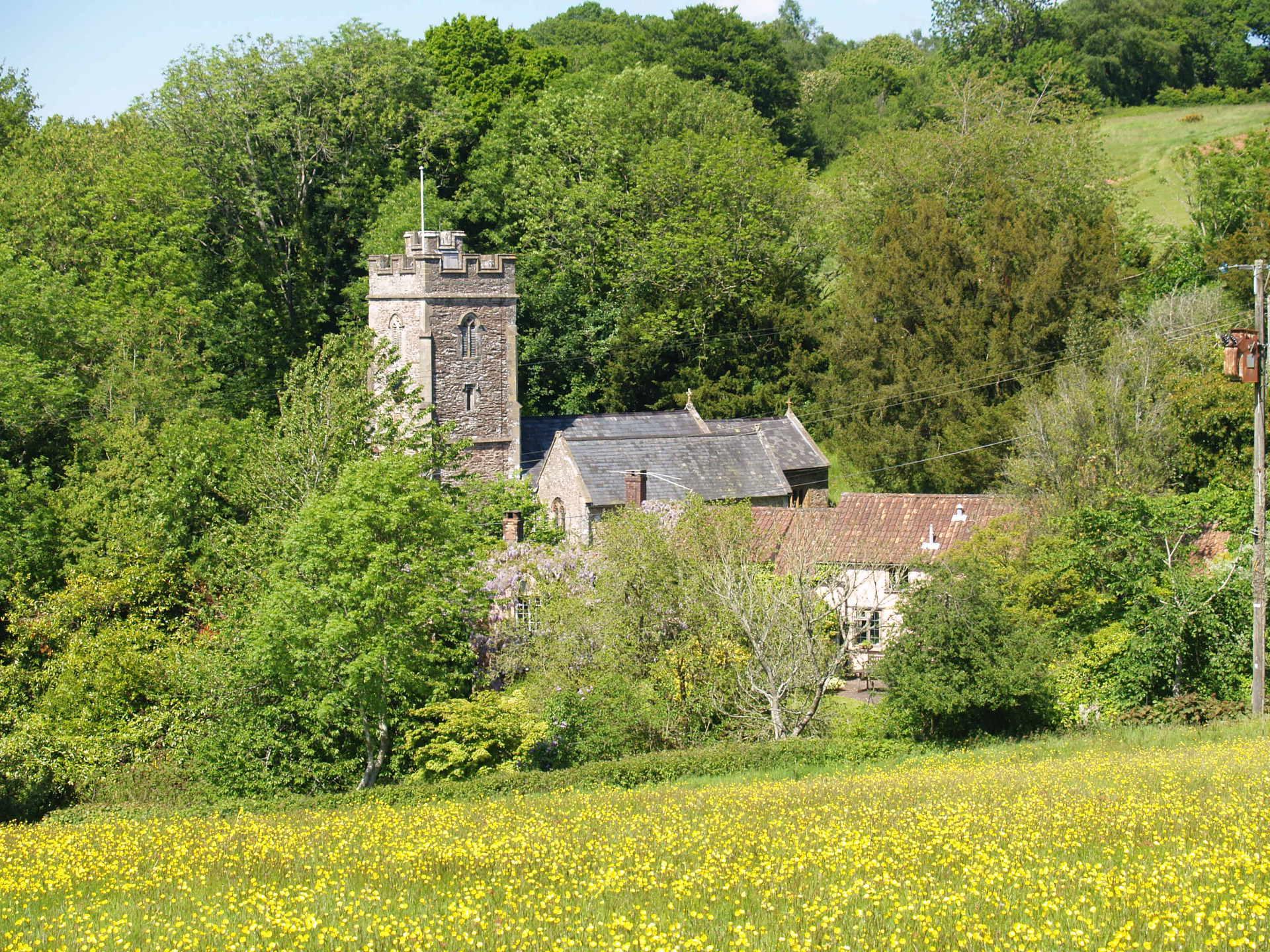 Historic church BCP services