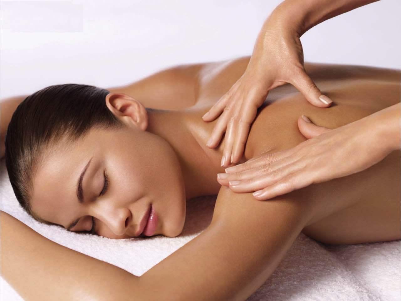 Русская девушка выполняет лингман массаж 13 фотография