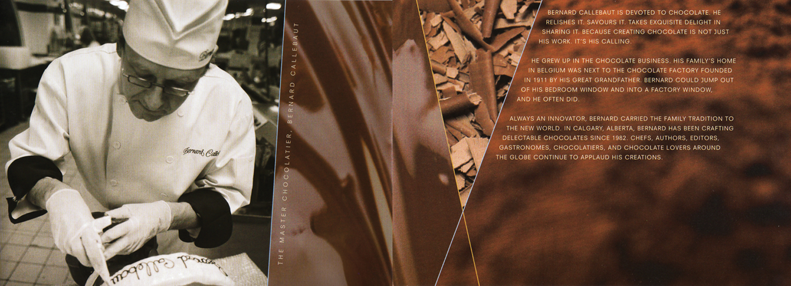Callebaut product brochure