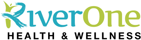 RiverOne Health and Wellness Logo