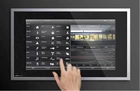 Home Server Touch panel