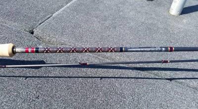 Custom Built Rods