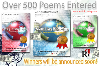 Saving Lives with Poetry contest
