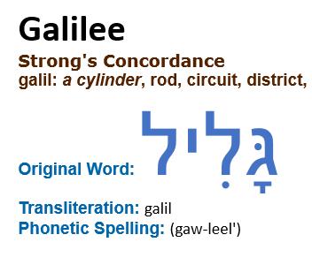 Yeshua of Galilee