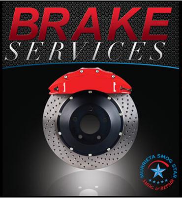 We Offer Free In Shop Brake Inspection