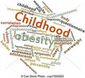 September is National Childhood Obesity Awarness Month