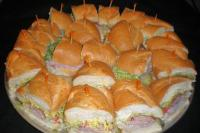 Shortys Sandwich Shop Catering Sandwich Platter