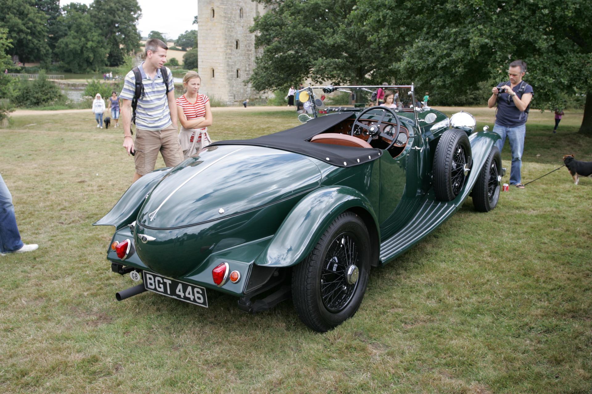 A Beautiful Bentley