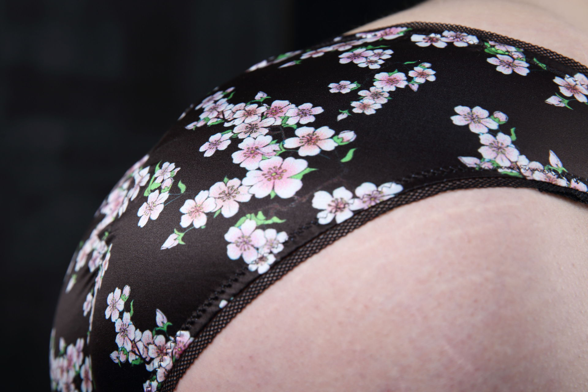 guerrilla-geisha-lingerie-collection-teal-blue-orchid-girl-open-back-knickers-London