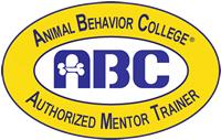 Animal Behaviour College Authorized Mentor Trainer logo