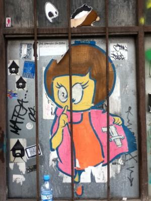 El Bocho: Little Lucy