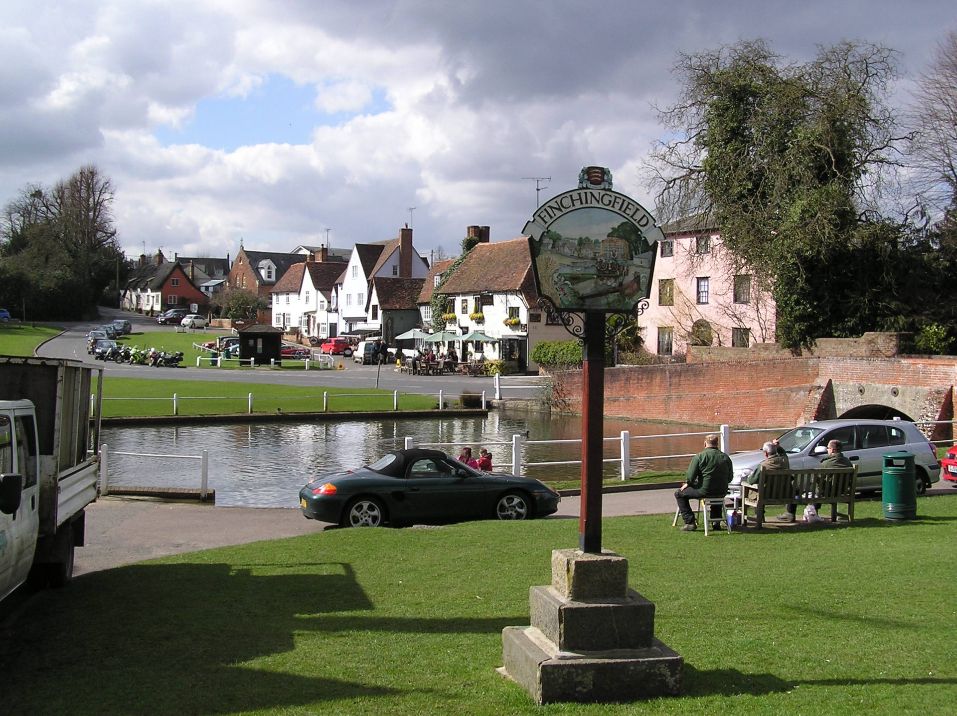 The Fox Inn Finchingfield