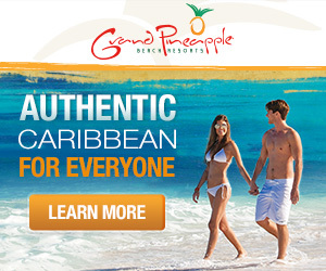Grand Pineapple beach resort logo