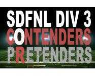 SDFNL D3 - Contenders or Pretenders?