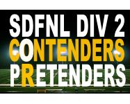 SDFNL D2 Contenders or Pretenders?