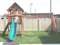 Family Side Play Area