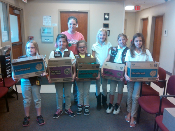Girl Scout Donations