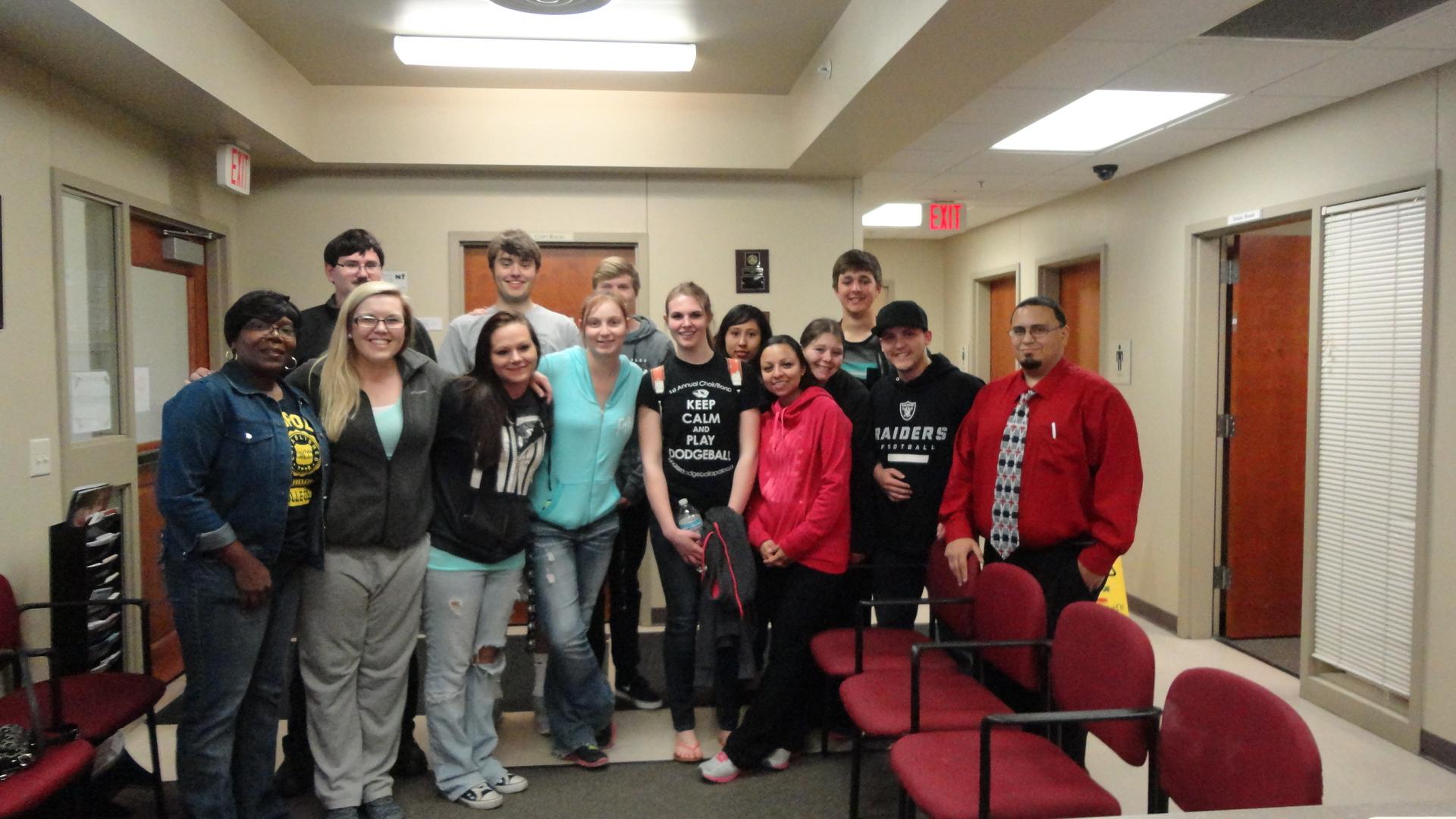 Metro Community College Volunteers