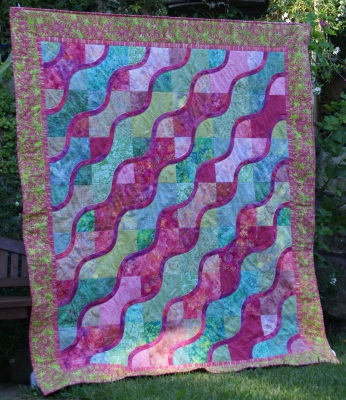 Summer Soiree Quilt