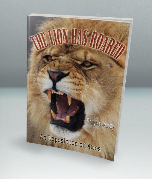 Amos, douglas jacoby, lion